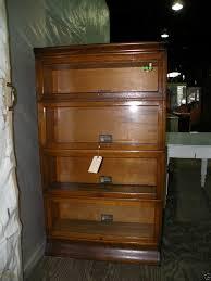 Viking Filing Cabinet Antique Viking Mission Oak Barrister Bookcase Display Cabinet