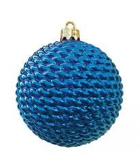 woven shiny ornaments