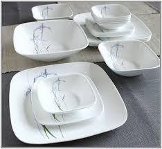 corelle square dinnerware sets clearance home design ideas