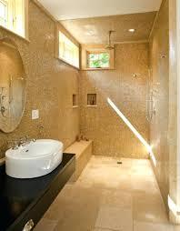 custom walk in showers bathroom showers without doors walk in showers without doors