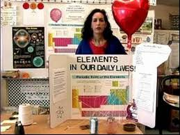 Periodic Table Project Ideas How To Make A Periodic Table Science Presentation Science Fair