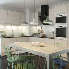cream gloss kitchen ideas kitchens kitchen cabinets units and ideas magnet