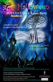 halloween party and fundraiser edmonton ski club