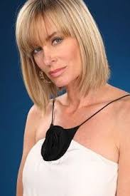 ashley s hairstyles from the young and restless ashley s red wrap top on the young and the restless outfit