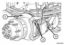 dodge ram 1500 brake pads can you provide a schematic of how to change the rear brakes pads