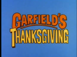 garfield s thanksgiving episode