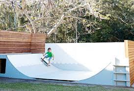 Backyard Skate Bowl Triyae Com U003d Backyard Skatepark Ideas Various Design Inspiration