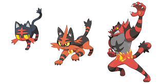 coloring page pokemon litten