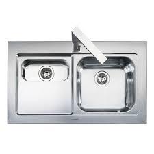 Rangemaster Mezzo  Bowl Sit On Sink SinksTapscom - Sit on kitchen sink