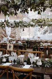 winter wedding in the backyard u2013 taylor u0027d events