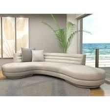 Curved Sofas For Sale Curved Leather Sofa Wojcicki Me