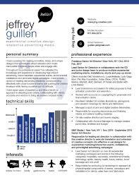 Experiential Marketing Resume Resume U2014 Jeffrey Guillen