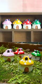 Mushroom Home Decor by Beauteous 60 Brown Garden Decor Inspiration Of Best 25 Rustic
