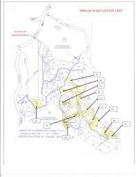 Plot Map Hacienda Atenas Estates Community Plot Map