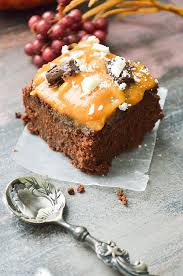 low carb vegan thanksgiving pumpkin brownie my dainty soul curry