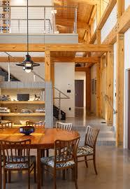 modern timber kitchen designs glulam archives hugh lofting timber framing inc
