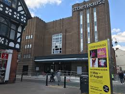 video another sneak peek around the storyhouse cultural centre in
