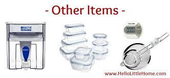 kitchen essentials list for home cooks hello little home