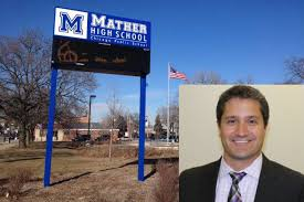 mather high school yearbooks new mather principal to focus on family community ties and