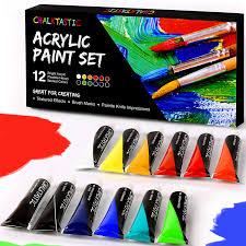 amazon com quality acrylic paints best acrylic paint set for