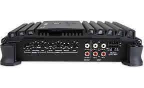 alpine mrp f300 v power series 4 channel car amplifier u2014 50 watts