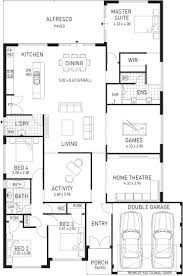 single storey house plans kingdom single storey floor plan wa 2016 house plans