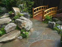 outdoor living small garden design with japanese style garden