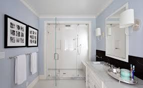 shower door options bathroom traditional with baseboard crown