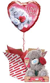 teddy in a balloon gift 149 best you gifts images on teddy bears tatty