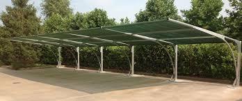 tettoie per auto sistemi di copertura per auto parcheggi ombreggianti antigrandine