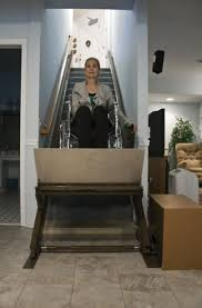 Mobility Stairs by Butler Mobility Incline Platform Lift