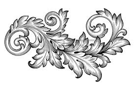 2 435 039 ornament cliparts stock vector and royalty free