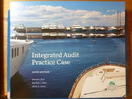 integrated audit pract case pk 9780912503356 amazon com books