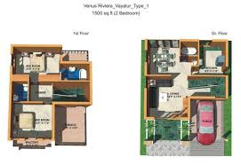 1000 sq ft floor plans 500 sq ft house plans 2 bedrooms in india nrtradiant