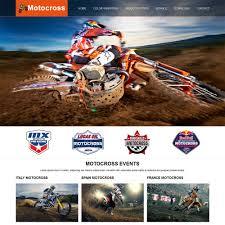 mad skill motocross rt motocross wordpress motorcycle themes