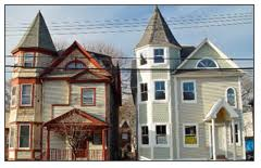 two houses a tale of two houses 1737 stratford avenue