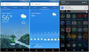 best android weather widget android productivity weather apps and widgets it pro