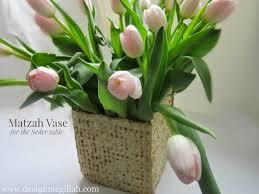 seder matzah matzah vase by from designmegillah design megillah
