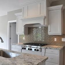 white and gray kitchen backsplash design ideas