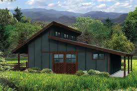 Gambrel Roof Garage Plans Apartments Shed Roof Home Plans Home Plans With Shed Roof Shed