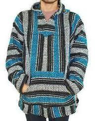 baja sweater mens baja hoodie ebay