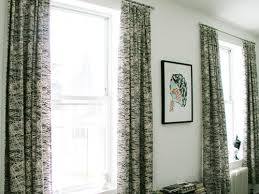 Curtain Place Sewing 101 Pleated Lined Drapes U2013 Design Sponge