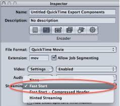 format file atom creating flash compatible mov files with compressor streaming