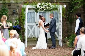 wedding arches michigan arbors for weddings