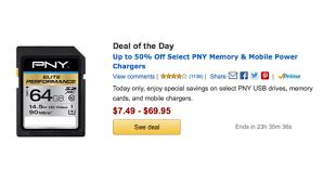 ram on sale for black friday amazon black friday today big pny memory card sale is underway