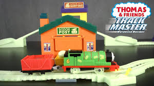 and friends track master percy s midnight mail delivery