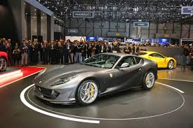 ferrari silver ferrari 812 superfast will make you forget all about the f12tdf