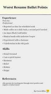 Publications On Resume Bullet Points On Resume Resume For Your Job Application