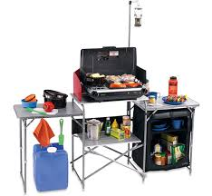 Camping Kitchen Aralsacom - Oztrail camp kitchen deluxe with sink