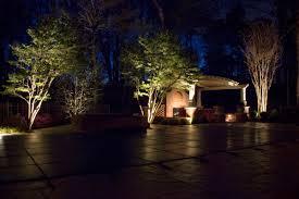 Spotlight Landscape Lighting Spotlight Ultimate Outdoor Lighting Makeover Enlightened Lighting